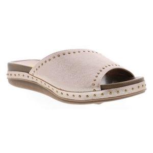 Volatile Perrego Rose Gold Sandal Women